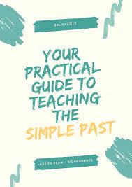 Teach Graphic Design Abroad Simple Past Grammar Lesson Teach English Abroad
