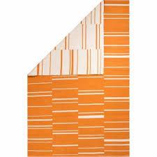 orange and white rug rugs flat weave stripe pattern orange white cotton area rug orange and
