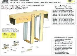 pocket door frame sizes pocket door rough opening pocket door rough opening door x interior door pocket door frame sizes