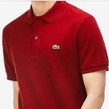Lacoste Polo Shirt Color Chart Lacoste Size 6 Xl Polo Shirt