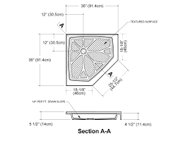 Ada Shower Dimensions View Detailed Pool Shower Dimensions Ada