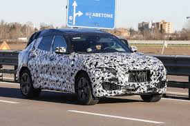 Upcoming Maserati Levante Spied in Italy and Sweden - GTspirit