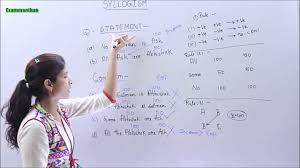 Syllogism Tricks Without Venn Diagram Syllogism Shortcuts Reasoning Syllogism Tricks