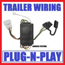 tundra wiring harness vehicle to trailer wiring harness connector for 00 toyota tundra plug play