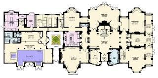 Cleveland Ohio Mansion Floor Plan  Henn MansionFloor Plans Mansion