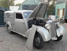 Rare Factory Pick-Up Update: 1955 Mercedes-Benz 170 SV-D | Bring a ...