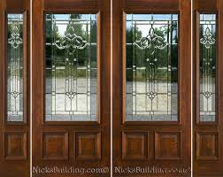 double front door with sidelights. Double Front Door With Sidelights For Decor Exterior Doors Solid Mahogany N