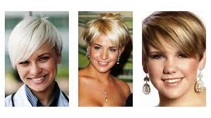 Moderné účesy Krátke Vlasy