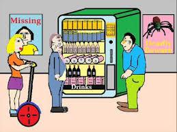 Vending Machine Cartoon Enchanting Funny Cartoons The Vending Machine YouTube