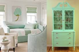 Mint Green Living Room Mint Green Makeovers Brewster Home