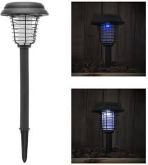Solar Buitenverlichting Blacklight Tuinverlichting Tuinlamp Insectenlamp Insectenverdelger
