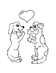 Small Picture Dogs Coloring Pages Gallery Of Puppy Dog Coloring Page A Puppy