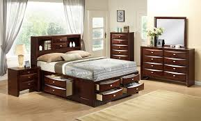 bedroom furniture storage.  Furniture Amazoncom Roundhill Furniture Emily 111 Wood Storage Bed King Merlot  Kitchen U0026 Dining To Bedroom Amazoncom