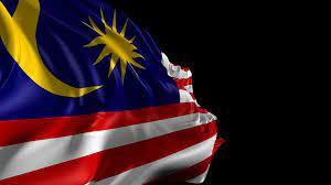 Flag Of Malaysia Beautiful 3d Animation ...