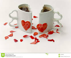 coffee cups with coffee love. Exellent Coffee Love Cups Of Coffee With Coffee Cups N
