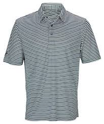 Ashworth Golf Size Chart Ashworth Mens Performance Feed Stripe Polo Shirt