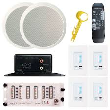 a bus audio distribution channel vision technology page 2 a bus 1 source 4 zone audio kit ab 901