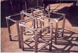 furniture metal. End Table Frames Furniture Metal T