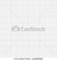 Graph Seamless Millimeter Grid Paper Vector Engineering Background