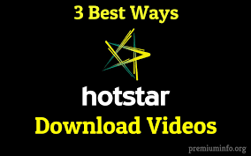 How To Download Hotstar Serials In Pc