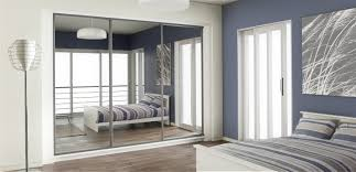 Mirrored Bedroom Bedroom Mirrored Wardrobes