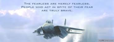 Air Force Quotes Adorable The Fearless Facebook Covers MyFBCovers