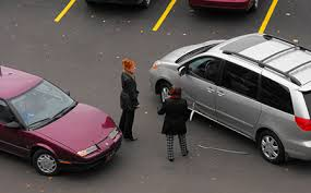 minor car accident. this may be hard to remember in a stressful situation like car accident, but try aware that at the scene of an overly helpful or minor accident