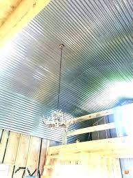 corrugated metal ceiling corrugated metal ceiling corrugated metal ceiling any have tin on interior ceilings lights