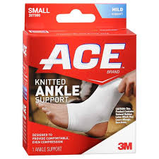 3m Ace Knitted Ankle Support