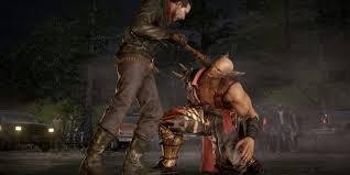 Julia And The Walking Deads Negan Hit Tekken 7 Next Week