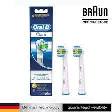 <b>Braun</b> Oral-B 3D White Refill Brush Head <b>EB 18-2</b> | Lazada PH