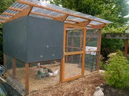 Chicken Coop Roof Design Chicken Coop Roof Design 7 How To Build A Slanted Roof