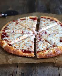 yeast free gluten free pizza two ways