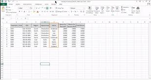 How To Create A Chart On Excel 2013 Create Charts And Objects In Excel 2013 Tutorial Simplilearn