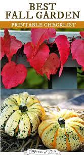 10 Best Fall Gardening Tips You Can Do This Fall · Just Savor ItFall Gardening