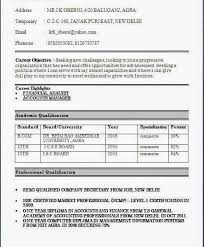 Bcom Fresher Resume Format With Regard To Sample Resumes For Bcom
