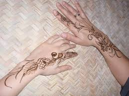 henna paint for hand feet arabic beginners kids men