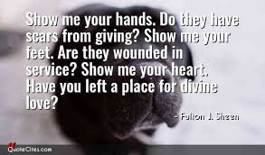 Explore Fulton J Sheen Quotes QuoteCites Fascinating Divine Love Quotes