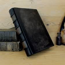 the dark book of spells black leather journal