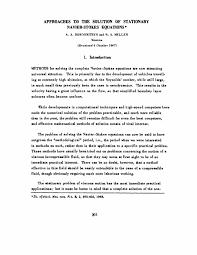 navier stokes equation numerical solution tessshlo