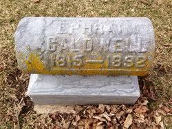 Ephraim Caldwell (1816-1892) - Find A Grave Memorial