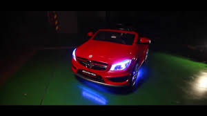 Little ones will be amazed by the mercedes sls electric ride on car 6v. 12v Ride On Toy Cars For Kids Mercedes Cla45 White Jay Goodys