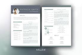 Resume Cv Template Patricia