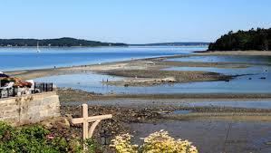 Tide Chart Bar Harbor Maine Running In Bar Harbor Maine Best Places To Run In Bar Harbor