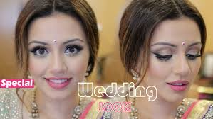 indian and stani wedding guest makeup tutorial eid makeup look
