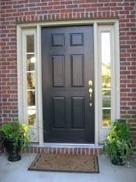 front door Front Door Painting Idea Best Exterior Doors Ideas On