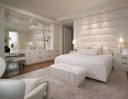 Image of: Casual White Bedroom Furniture