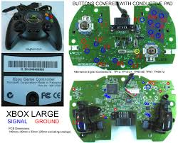 original xbox controller wiring diagram wiring diagrams and xbox one controller board circuit diagram james gaffigan