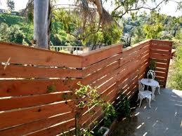 horizontal wood fence panels. Stunning Horizontal Wood Fence Panels Building A Plank Hgtv