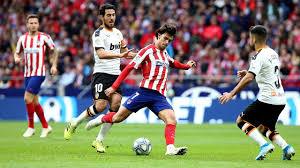 Atletico Madrid - Valencia maç özeti - maç sonucu - video - Tv100 Spor